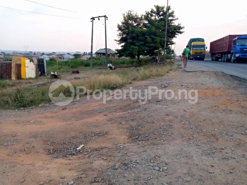 Residential Land for sale Moniya Area Along Oyo Ibadan Express Road Moniya Ibadan Oyo - 1