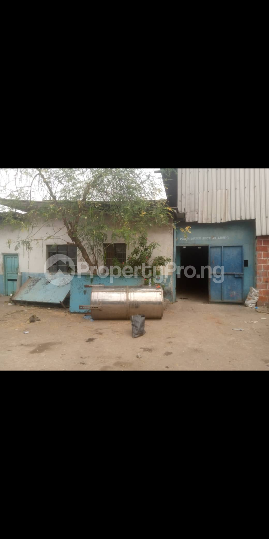 Commercial Land for sale Ikorodu road(Ilupeju) Ilupeju Lagos - 0
