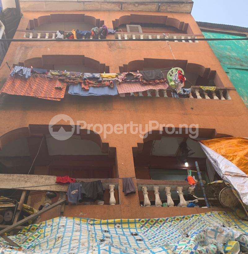 House for sale Off Balogun market  Lagos Island Lagos Island Lagos - 0