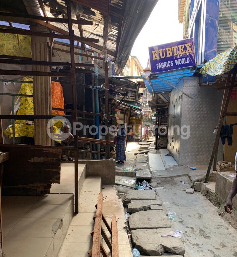 House for sale Off Balogun market  Lagos Island Lagos Island Lagos - 10