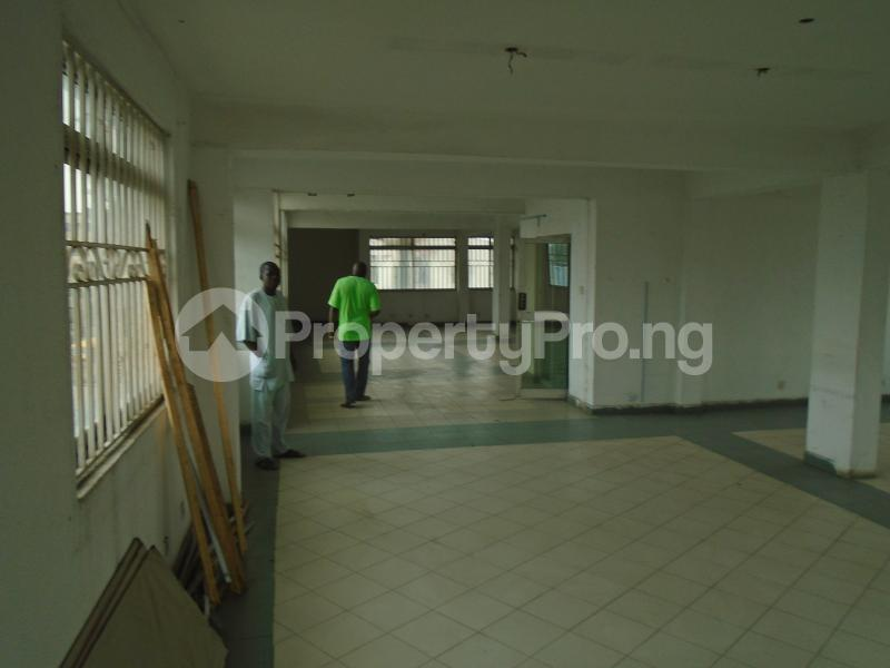 Office Space Commercial Property for rent close to computer village, off Obafemi Awolowo Way Ikeja Lagos - 12