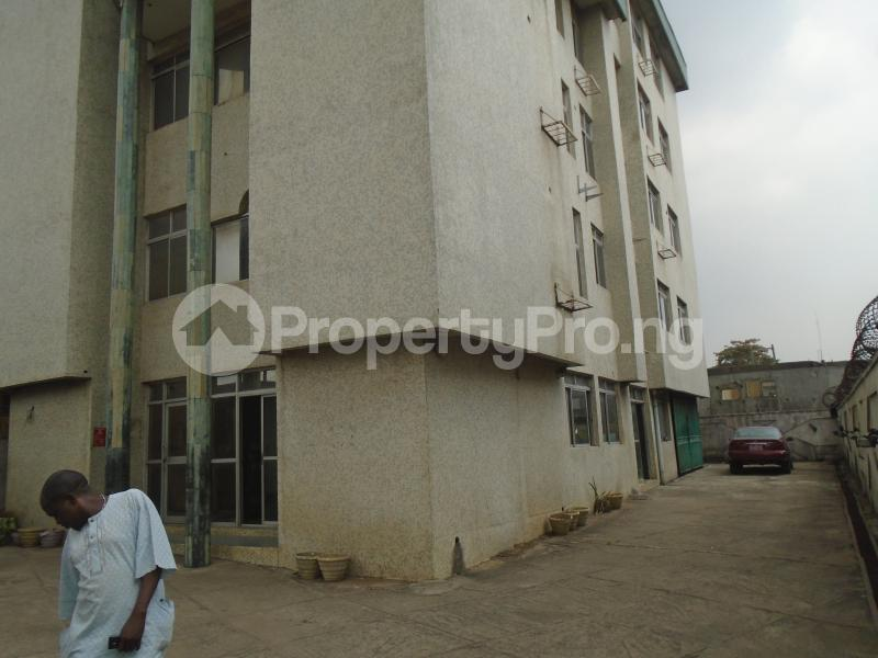 Office Space Commercial Property for rent close to computer village, off Obafemi Awolowo Way Ikeja Lagos - 2