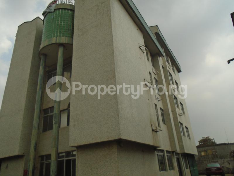 Office Space Commercial Property for rent close to computer village, off Obafemi Awolowo Way Ikeja Lagos - 1