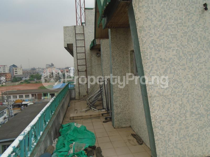 Office Space Commercial Property for sale off awolowo way,close to computer village Obafemi Awolowo Way Ikeja Lagos - 21