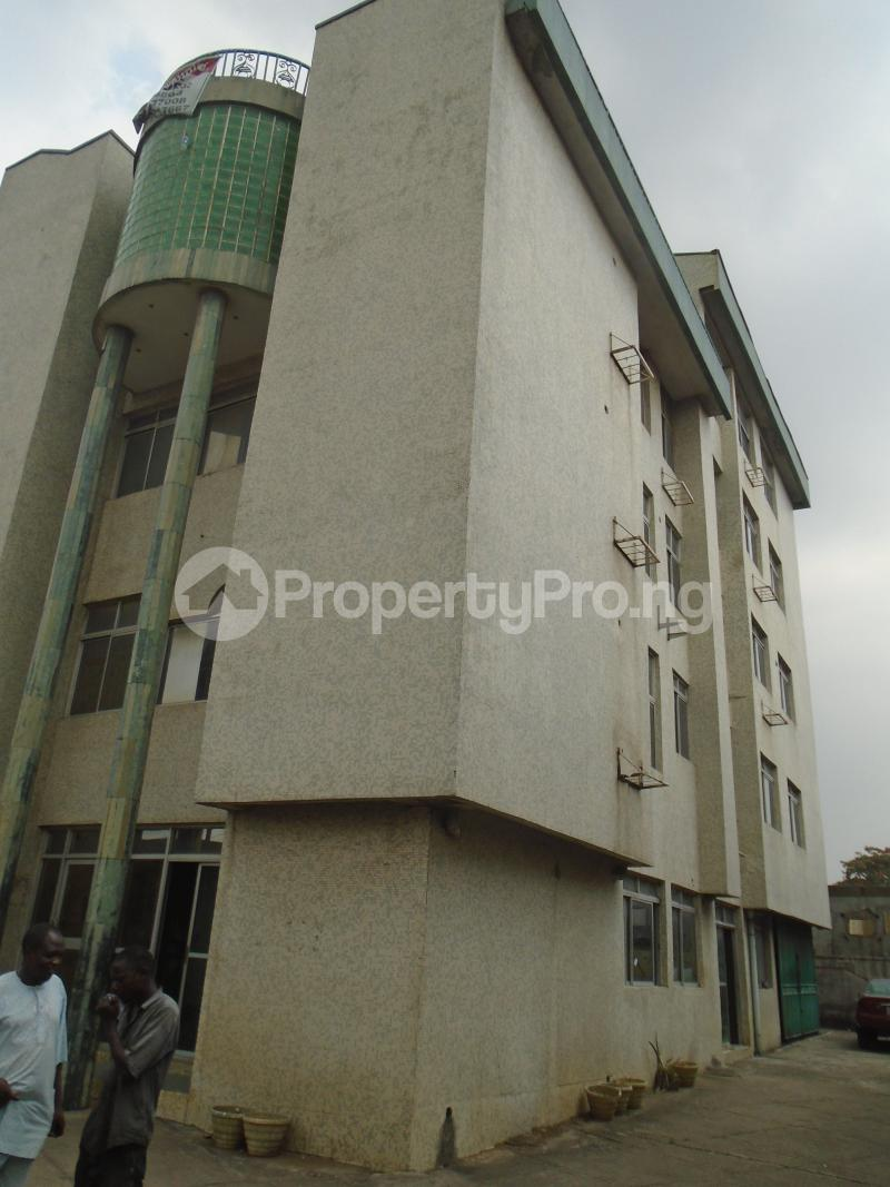 Office Space Commercial Property for sale off awolowo way,close to computer village Obafemi Awolowo Way Ikeja Lagos - 0