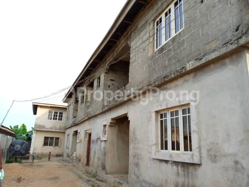 10 bedroom Blocks of Flats House for sale Watever Street Igbogbo Ikorodu Lagos - 1