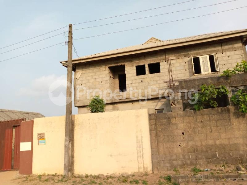 10 bedroom Blocks of Flats House for sale Watever Street Igbogbo Ikorodu Lagos - 0