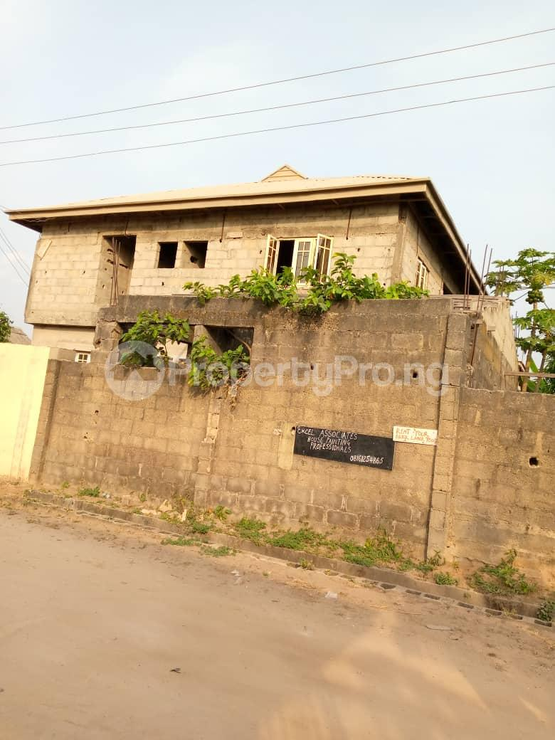 10 bedroom Blocks of Flats House for sale Watever Street Igbogbo Ikorodu Lagos - 2