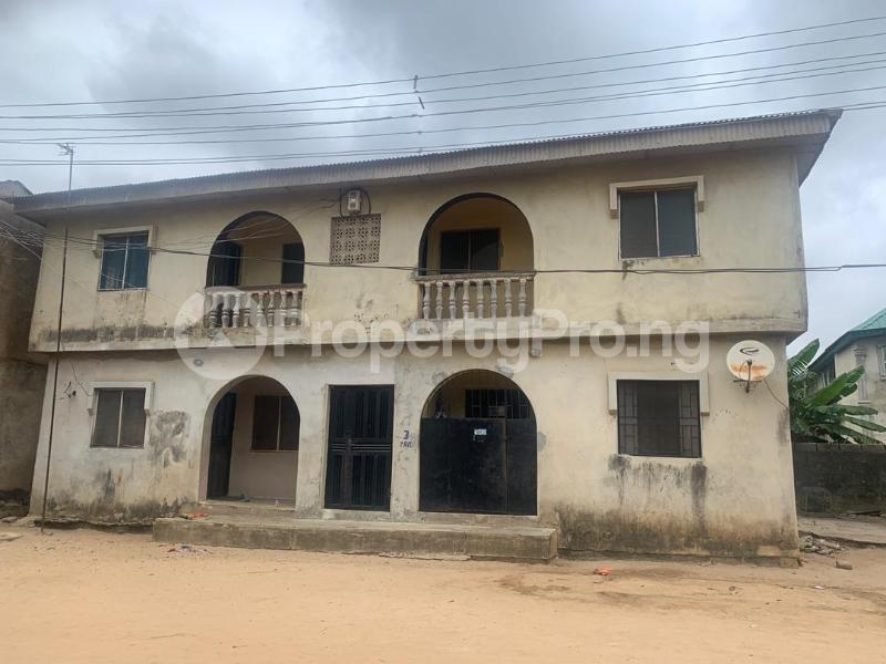 4 bedroom Mini flat for sale House 3,3rd Avenue, Ilupeju Estate, Agbara, Ogun State Agbara Agbara-Igbesa Ogun - 0