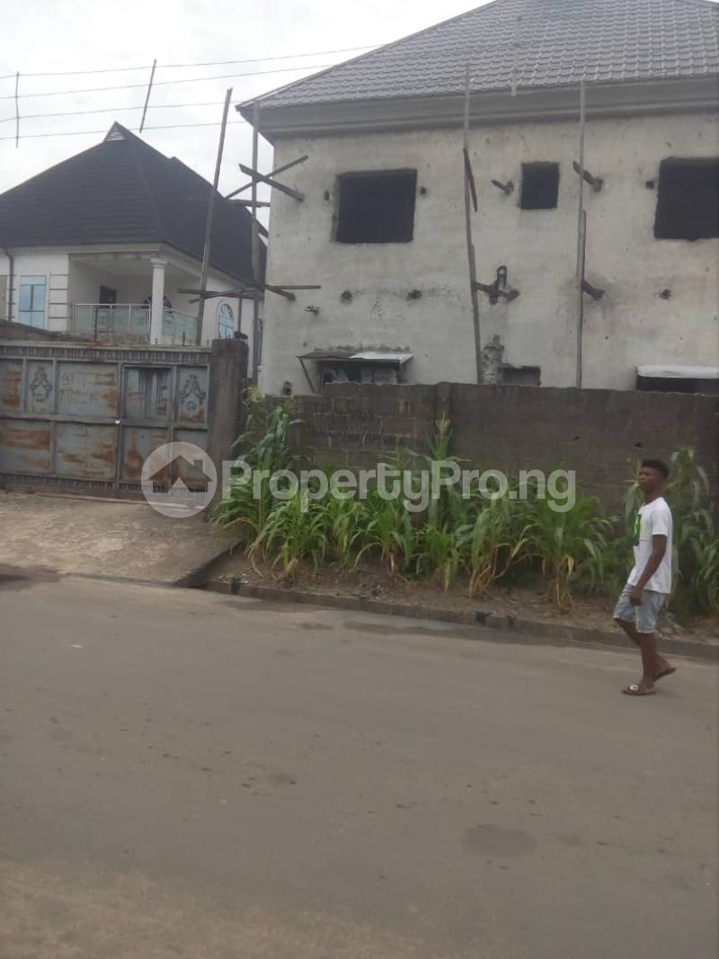 2 bedroom Blocks of Flats House for sale No 6 Road 13 by He Reigns filling station, New Road By Ada George NTA road PH Ada George Port Harcourt Rivers - 2