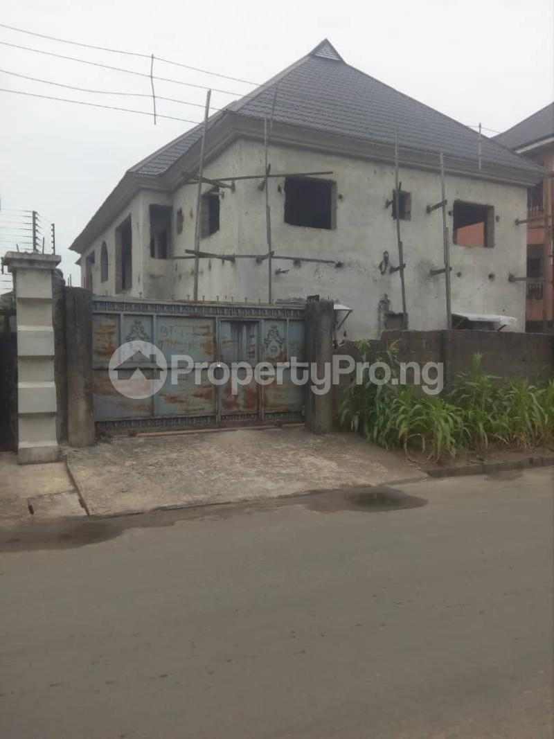 2 bedroom Blocks of Flats House for sale No 6 Road 13 by He Reigns filling station, New Road By Ada George NTA road PH Ada George Port Harcourt Rivers - 4