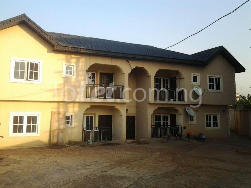 12 bedroom Flat / Apartment for sale Unity Estate Ojodu Lagos - 1