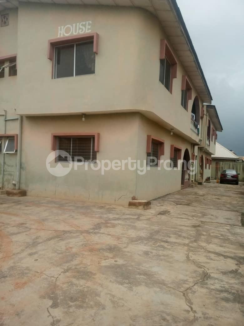 3 bedroom Blocks of Flats for sale Peace Estate,aboru Iyana Ipaja Ipaja Lagos - 1