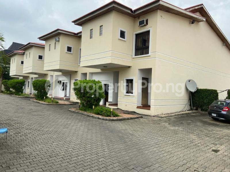 5 bedroom Terraced Duplex for sale Osborne Foreshore Phase 1 Osborne Foreshore Estate Ikoyi Lagos - 0