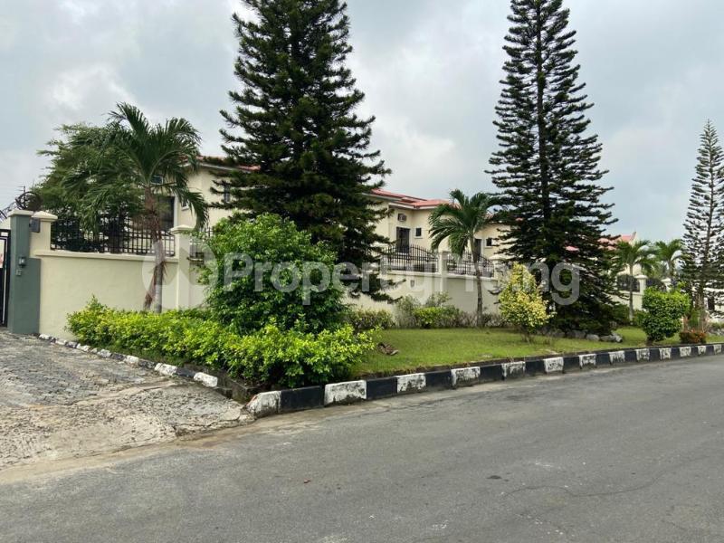 5 bedroom Terraced Duplex for sale Osborne Foreshore Phase 1 Osborne Foreshore Estate Ikoyi Lagos - 1
