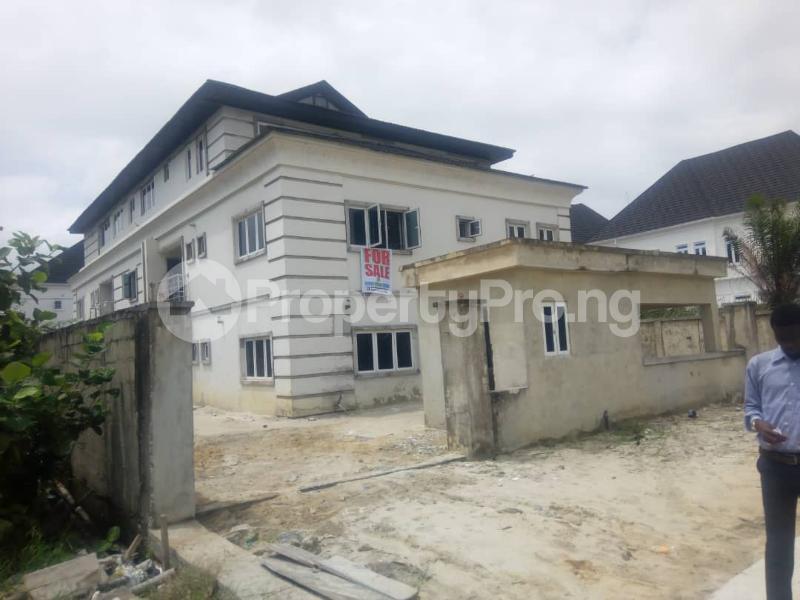 3 bedroom Flat / Apartment for sale Immediately After Lekki 2nd (Chevron) Toll Gate, Lekki, Lagos Oral Estate Lekki Lagos - 0