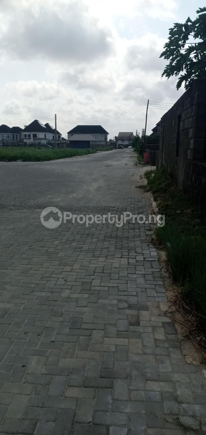 Residential Land Land for sale Paved  Road,  Eden garden Estate Ajah Lagos - 4