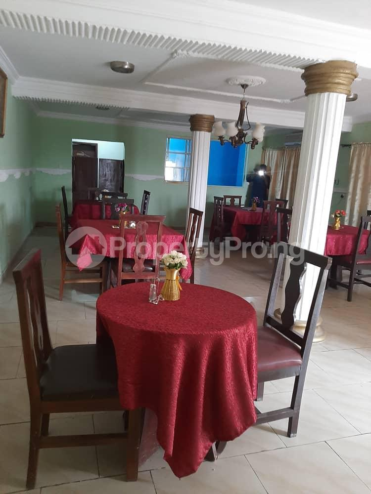 Hotel/Guest House Commercial Property for sale Foye Bustop Alakia Old Ife Road Alakia Ibadan Oyo - 1