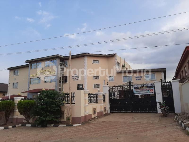 Hotel/Guest House Commercial Property for sale Foye Bustop Alakia Old Ife Road Alakia Ibadan Oyo - 3