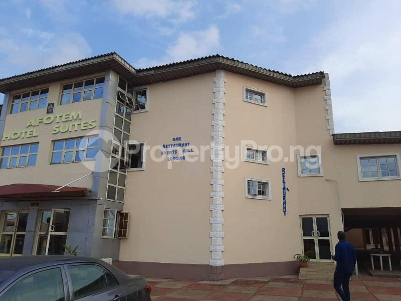 Hotel/Guest House Commercial Property for sale Foye Bustop Alakia Old Ife Road Alakia Ibadan Oyo - 2
