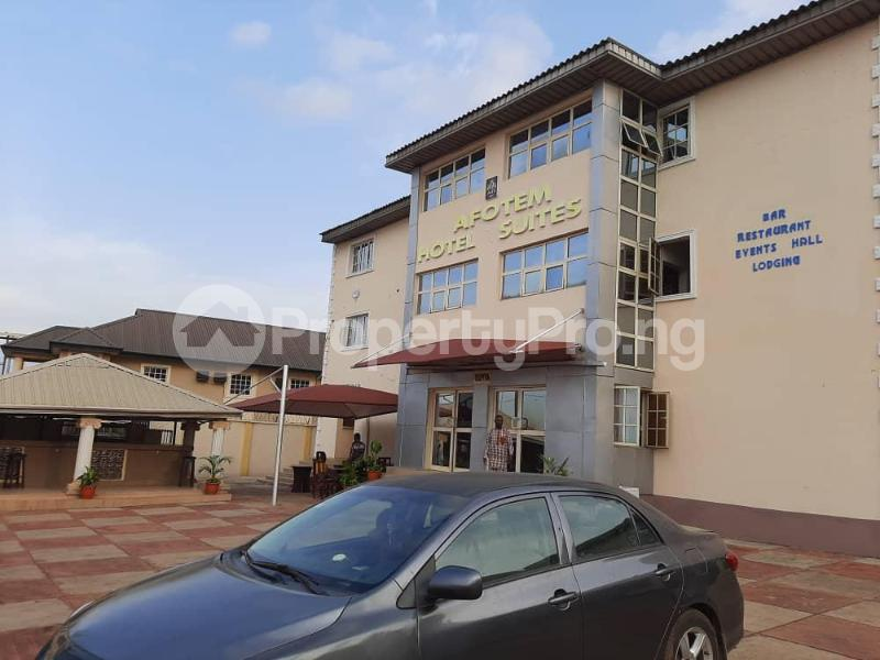 Hotel/Guest House Commercial Property for sale Foye Bustop Alakia Old Ife Road Alakia Ibadan Oyo - 4