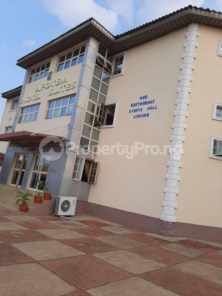 Hotel/Guest House Commercial Property for sale Foye Bustop Alakia Old Ife Road Alakia Ibadan Oyo - 7
