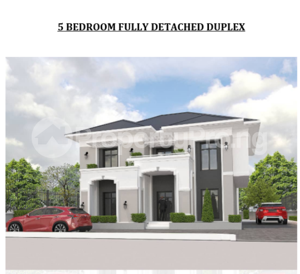 5 bedroom Residential Land for sale Sabon Lugbe Lugbe Abuja - 0