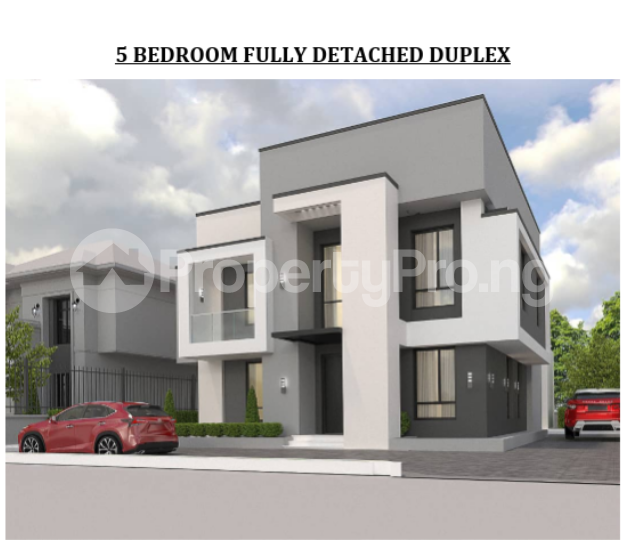 5 bedroom Residential Land for sale Sabon Lugbe Lugbe Abuja - 1