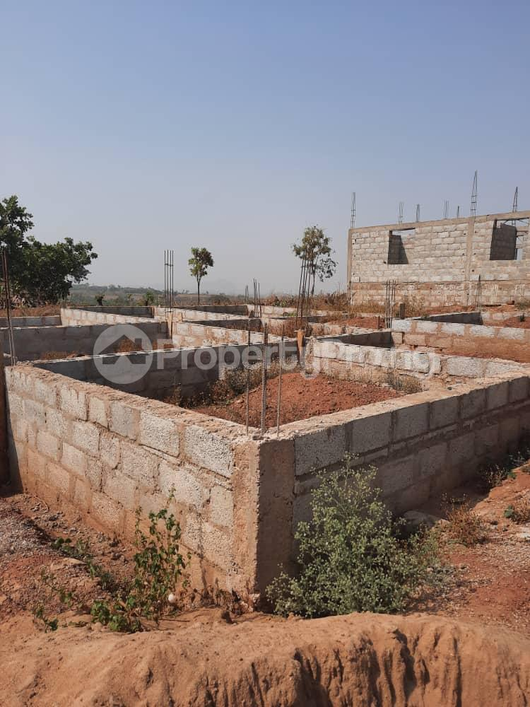 4 bedroom Serviced Residential Land for sale Lugbe Abuja - 0