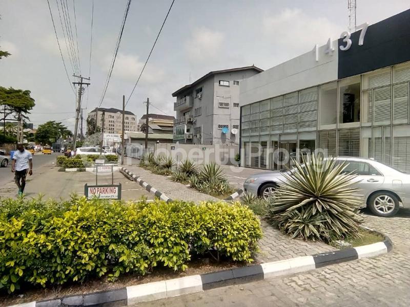 Office Space Commercial Property for rent Sanusi fafunwa Sanusi Fafunwa Victoria Island Lagos - 1