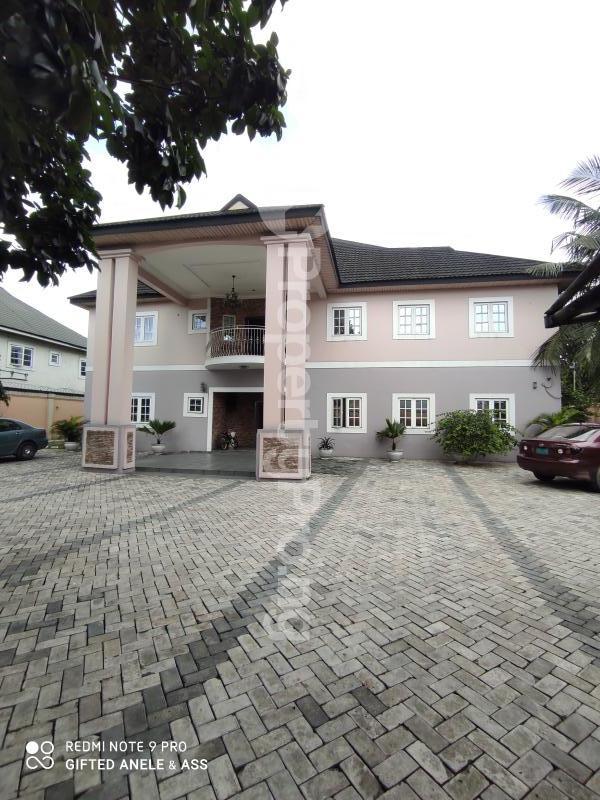 5 bedroom Detached Duplex House for rent J And Jen Estate Trans Amadi Port Harcourt Rivers - 0
