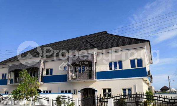 5 bedroom Detached Duplex for sale atican Beachview Estate, Abraham adesanya estate Ajah Lagos - 0
