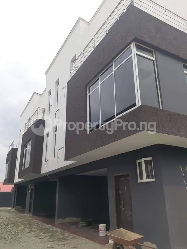 4 bedroom Terraced Duplex House for sale Allen Avenue Ikeja Lagos - 1