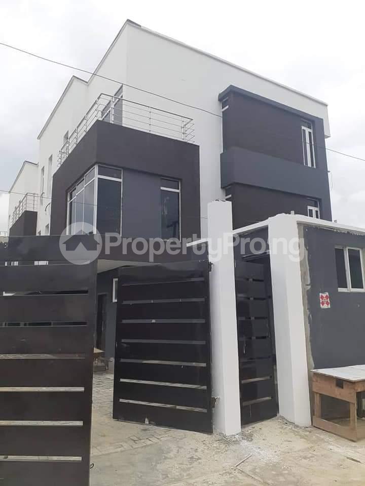 4 bedroom Terraced Duplex House for sale Allen Avenue Ikeja Lagos - 0