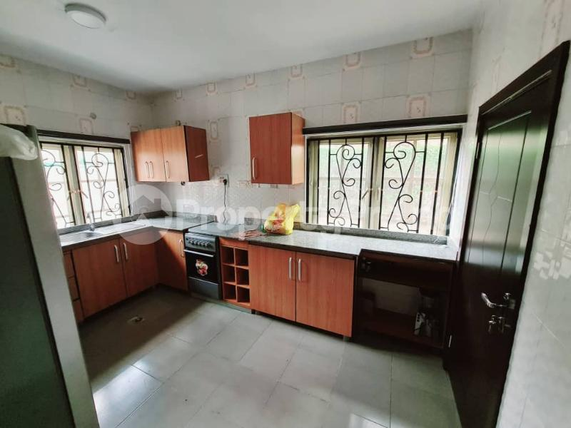 4 bedroom Semi Detached Duplex for rent Justice Coker Estate Alausa Alausa Ikeja Lagos - 4