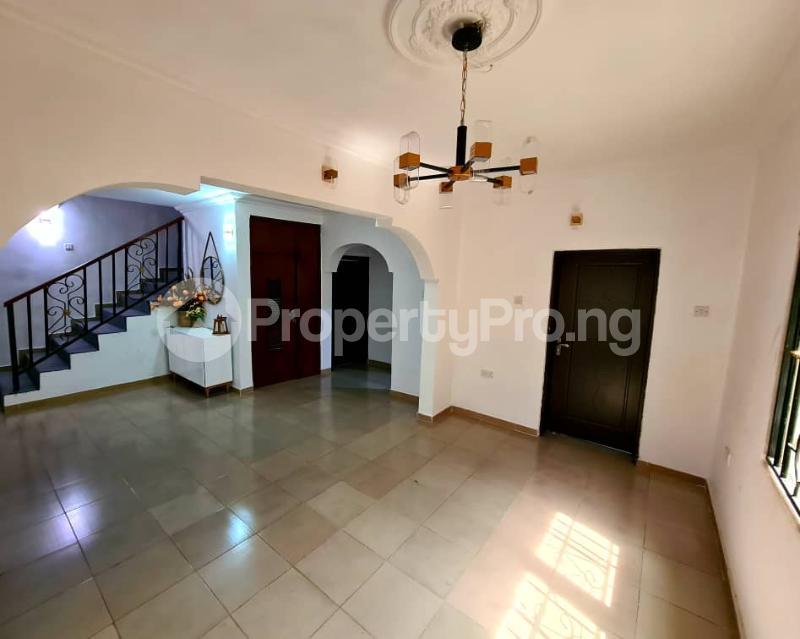 4 bedroom Semi Detached Duplex for rent Justice Coker Estate Alausa Alausa Ikeja Lagos - 1