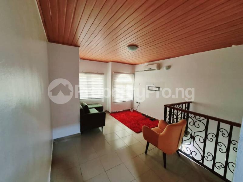 4 bedroom Semi Detached Duplex for rent Justice Coker Estate Alausa Alausa Ikeja Lagos - 5
