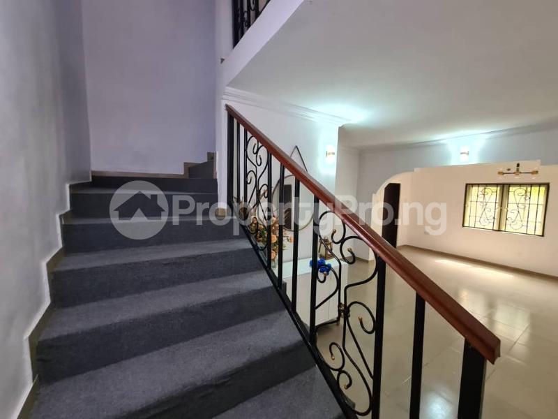 4 bedroom Semi Detached Duplex for rent Justice Coker Estate Alausa Alausa Ikeja Lagos - 6