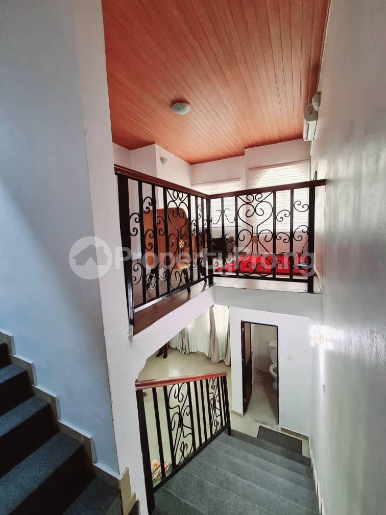 4 bedroom Semi Detached Duplex for rent Justice Coker Estate Alausa Alausa Ikeja Lagos - 2