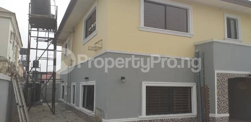 4 bedroom Terraced Duplex House for rent odiyan street,  Ikate Lekki Lagos - 0