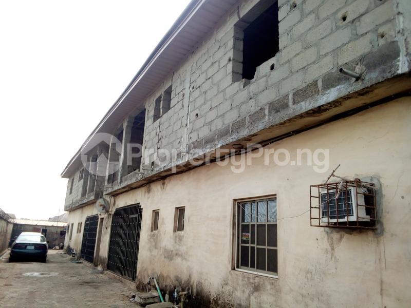 Mini flat for sale Police Post Iba Ojo Lagos - 2