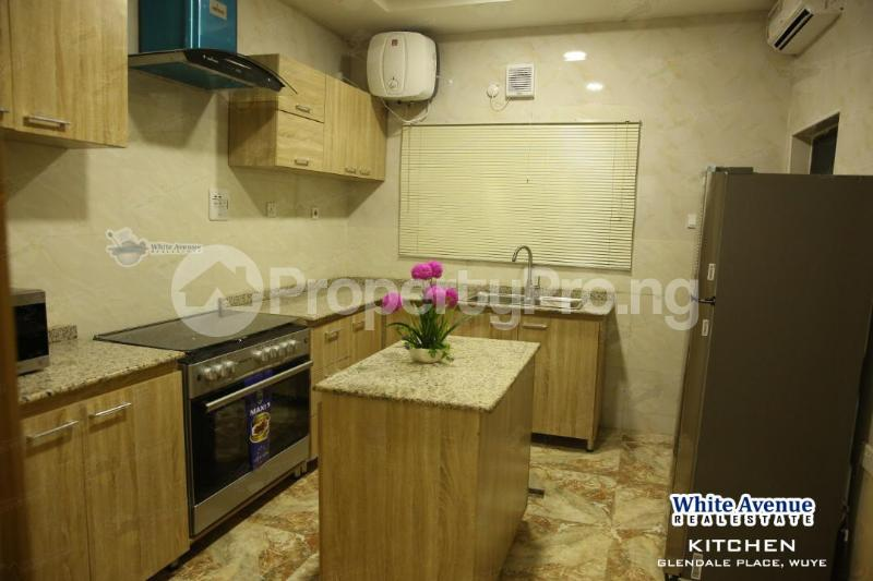 4 bedroom Blocks of Flats House for sale Wuye Abuja - 1