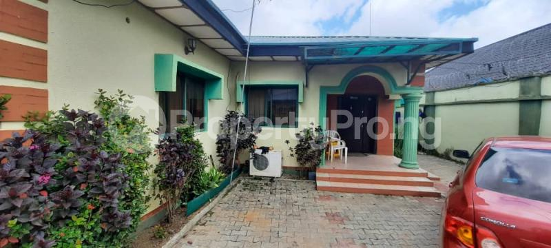 4 bedroom Terraced Bungalow House for sale Phase 4 behind ECO Bank Kubwa Abuja - 1