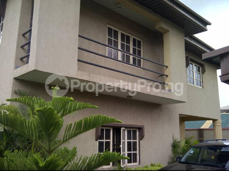 4 bedroom Detached Duplex House for sale New oko oba agege. Oko oba Agege Lagos - 4