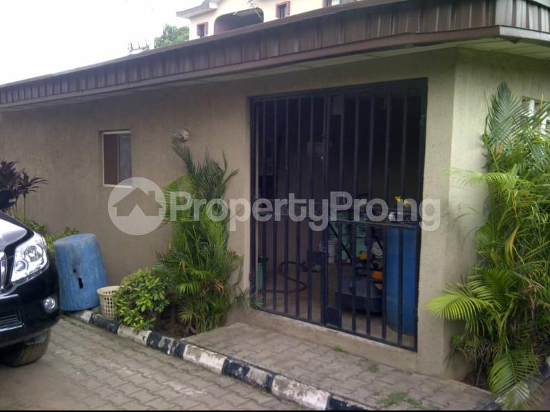 4 bedroom Detached Duplex House for sale New oko oba agege. Oko oba Agege Lagos - 1