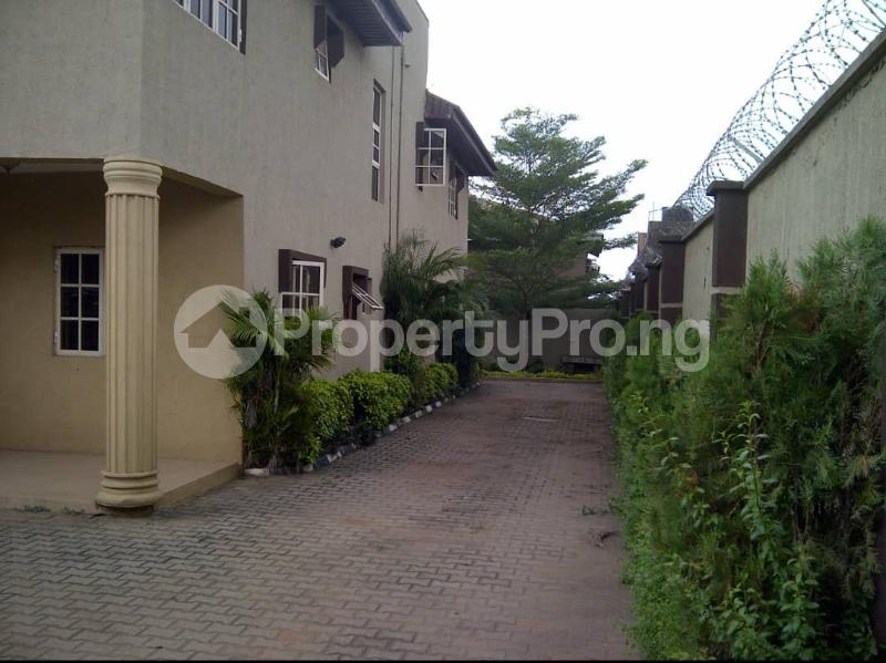 4 bedroom Detached Duplex House for sale New oko oba agege. Oko oba Agege Lagos - 0
