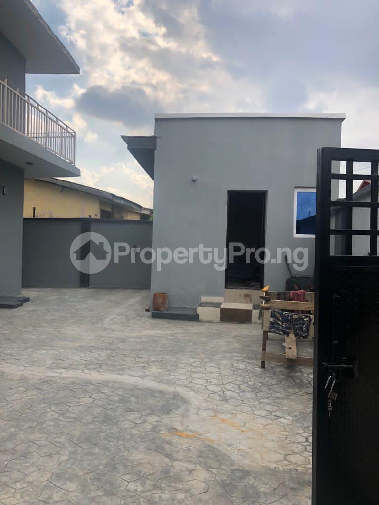 4 bedroom Detached Duplex for sale New Bodija, 3mins To Favors And Aare Bodija Ibadan Oyo - 15