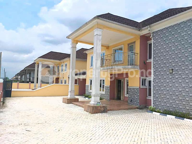 4 bedroom Detached Duplex House for rent Harmony Estate Naf Airforce Eliozu Port Harcourt Rivers - 2