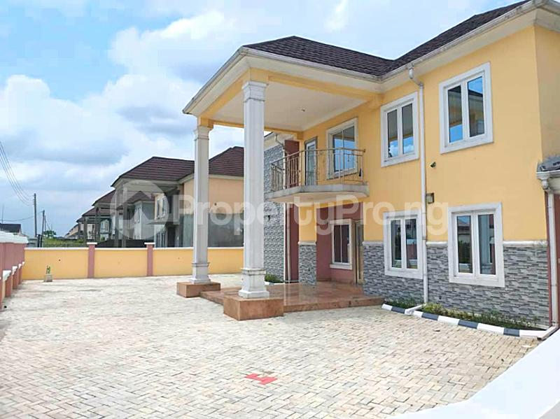 4 bedroom Detached Duplex House for rent Harmony Estate Naf Airforce Eliozu Port Harcourt Rivers - 3