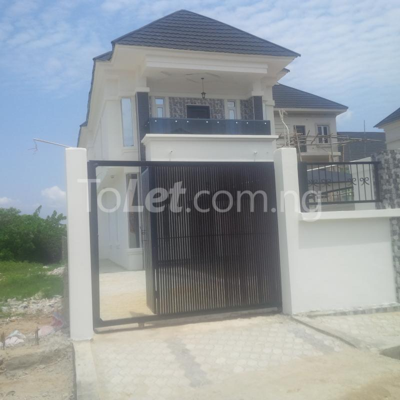 4 bedroom House for sale mobil road VGC Lekki Lagos - 10